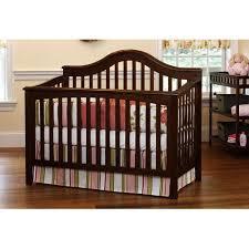 Brookline Convertible Crib Summer Child Of Mine Jamestown 4 1 Convertibl Walmart