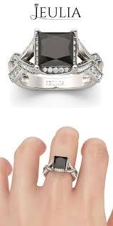 black diamond engagement rings for women 120 best black diamond engagement rings images on