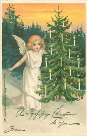 Antique Victorian Christmas Ornaments - 151 best noel anges images on pinterest postcards cheer and