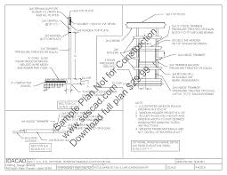 24 X 24 Garage Plans Tree Sheds Download 30 X 40 Pole Barn Plans