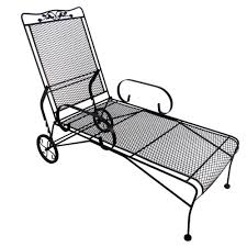 Wrought Iron Chaise Lounge Wrought Iron Chaise Lounge Chairs Outdoor Lounge Chairs Ideas