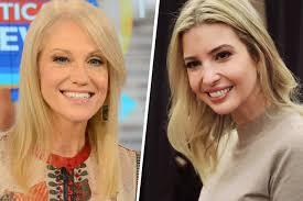 Ivanka Trump Cologne Ivanka Trump Got Kellyanne Conway A Maga Bracelet