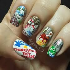 12 best thanksgiving nails images on autumn nails
