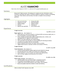 Walmart Resume Freight Associate Cover Letter