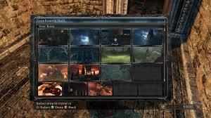 Dark Souls 2 Map Dark Souls 2 Review Poor Mans Geek