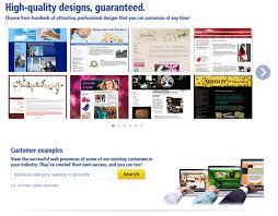 possibilities and restrictions to customize a 1 u00261 website design