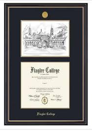 diploma framing diploma frames flagler s legacy