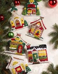 felt christmas kits bucilla seasonal felt ornament kits engelbreit
