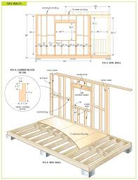 Free Wooden Shed Plans by 20 X 20 Shed Plans 12 X 20 Cabin Floor Plans Crtable