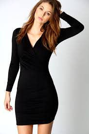 sleeve wrap dress black wrap dress dressed up girl