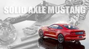 2013 mustang rear axle 2015 ford mustang in white coming w ford 9 axle the