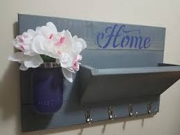 Decorative Key Racks For The Home Key Holder Rustic Home Decor Key Rack Home Sign Mail