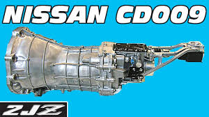 Nissan 350z Gearbox - how to identify a nissan cd009 transmission youtube