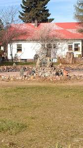 one of the rock structures picture of petersen rock garden and