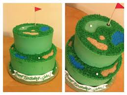 46 best cakes golf images on pinterest golf cakes cake