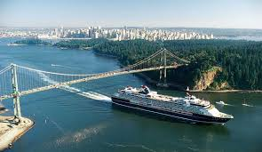 cruising from vancouver vancouver cruise port info