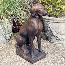 digging statue cat decorative objects you ll wayfair