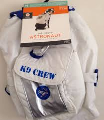 halloween astronaut costume new astronaut dog halloween costume pet outer space k9 crew medium