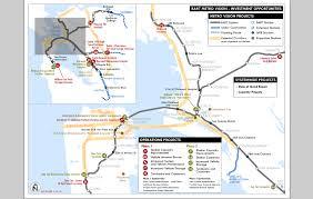 Bart San Francisco Map Stations 2nd Transbay Tube Being Studied Cbs San Francisco