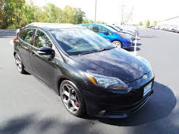 2014 ford focus st blue 2014 ford focus st in peoria il bloomington ford focus
