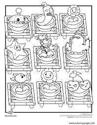 characters plants zombies coloring pages printable
