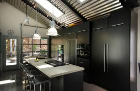 Black Kitchen Cabinets 20 Black Kitchens That Will Change Your Mind About Using Dark Colors