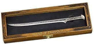 the sword of thanduil letter opener