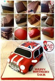 best 25 mini cooper cake ideas on pinterest car cake tutorial