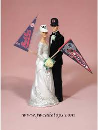 baseball cake toppers baseball groom personalized wedding cake toppers