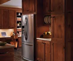 rustic hickory kitchen cabinets considering the kinds of hickory