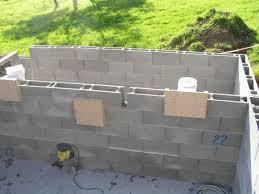 pool selber betonieren u2013 schwimmbecken mit schalsteinen betonieren