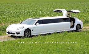 porsche panamera limo porsche panamera limousine ptl cars porsche