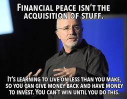 Dave Ramsey Meme - 15 wise money quotes from millionaires and billionaires