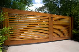 custom made timber gates against the grain blue mountains sydney