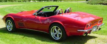 1968 corvette seats corvette shark bar series 3