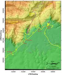 Southwest Blank Map by Geography Of Arizona Wikipedia By Bike Foot Or Hoof New Arizona