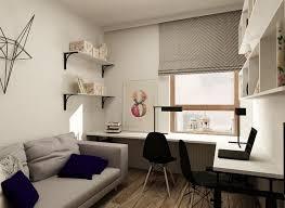 bureau à la maison design interieur aménagement bureau maison chic chaises design