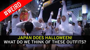 best halloween costumes of 2016 as revellers celebrate around the