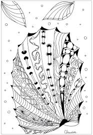 zentangle simple by 5 zentangle coloring pages for