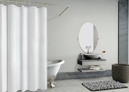 Kitchen And Bath Curtains by Frosted Peva Shower Curtain Delaine U0027s Kitchen And Bath
