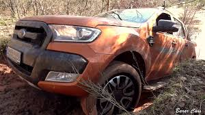 Jual Ford Dc ford ranger 2016 wildtrak 3 2 turbodiesel 4x4 offroad ride mud hill