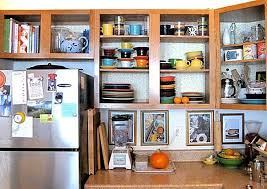 Easy Ways To Give Your Rental Kitchen A Makeover Sqft - Kitchen cabinet without doors