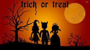 halloween hd wallpapers 1920x1080 trick or treat hd wallpaper 1443987