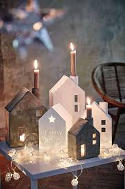 best 25 ceramic christmas decorations ideas on pinterest clay cute little houses christmas decorations