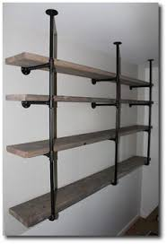 Industrial Bookcase Diy Amazing 30 Diy Industrial Pipe Shelves Diy Ideas Pipes And