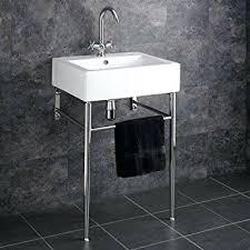 Standing Water In Bathroom Sink Standing Bathroom Sink Contemporary Master Bathroom With High