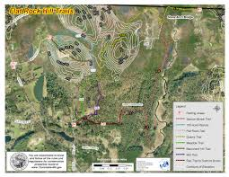 Bent Creek Trail Map Flat Jpg