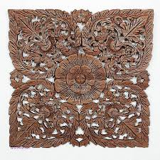 wood artwork for walls wall decor new carved wooden artwork wall decoration carved