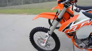2015 ktm 350 xcf and 350 xcf w what is the difference youtube