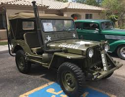 korean war jeep m 38 jeep from the arizona desert sold for 22 000 vintage